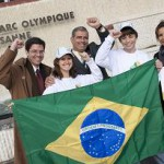 Rio's Bid Book is delivered to the IOC in Lausanne