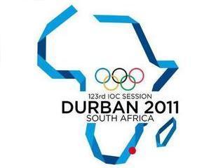 Olympic bid schedule in Durban