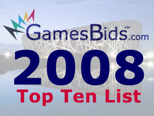 Top Olympic Bid Stories of 2008: Beijing Sets Bar Too High and Doha Gets Shut Out