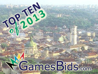 Top Olympic Bid Stories of 2013: #4 Six Cities To Challenge For 2022 Olympic Winter Games