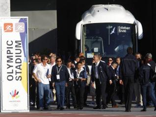 """IOC Tour Of Madrid 2016 """"Spectacular"""""""