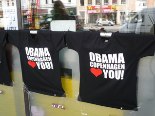 T-Shirt Sales In Copenhagen Thursday