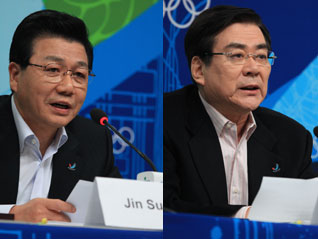 PyeongChang 2018 Outlines Vision for 2018 Games At Vancouver 2010