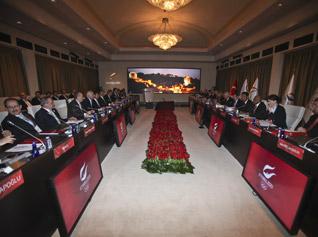 """We Will Keep Our Promises"": Turkey's President Gul Tells IOC"