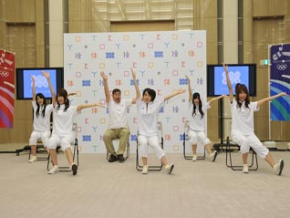 """""""Tokyo Exercise"""" Campaign Boost For 2016 Olympic Bid"""