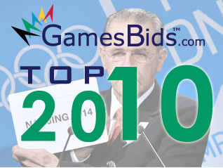 Top Olympic Bid Stories of 2010: #7 Nanjing, China Wins Bid to Host 2014 Youth Olympic Games