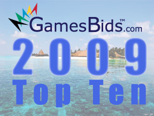 Top Olympic Bid Stories of 2009:  #10 Maldives 2024?