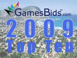 Top Olympic Bid Stories of 2009:  #8 Too Many Cheesy Bidders In Italy