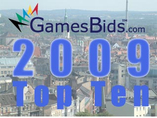 Top Olympic Bid Stories of 2009:  #6 Three Cities in the Running for Second Youth Olympic Games in 2014
