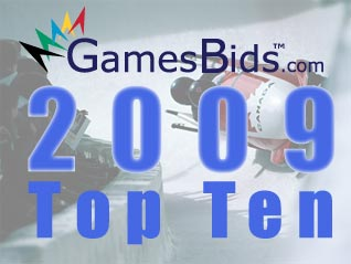 Top Olympic Bid Stories of 2009: #4 Only Three Suitors Emerge to Bid For 2018 Olympic Winter Games