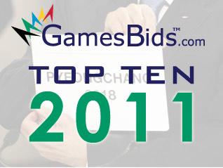 Top Olympic Bid Stories of 2011: #1 PyeongChang wins 2018 Olympic Winter Games bid