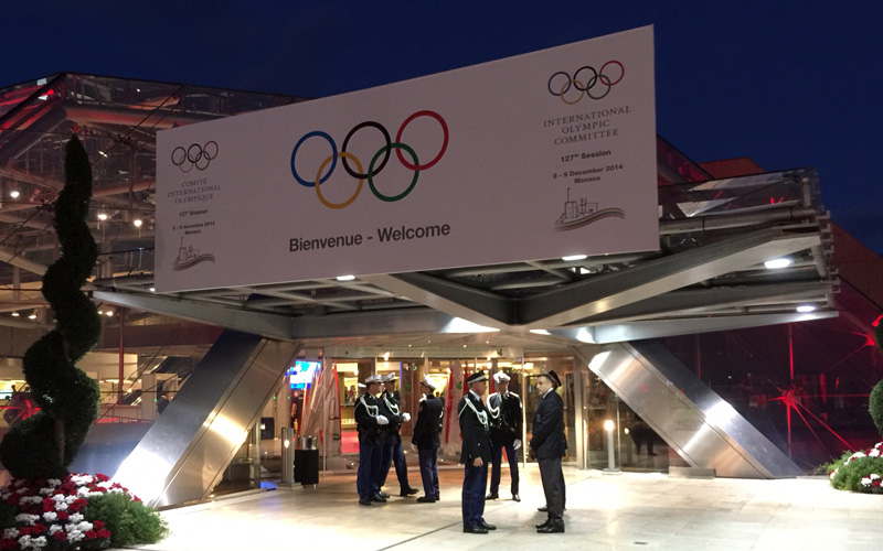 "Monaco Stage is Set for Major IOC Reforms and ""Princely Births"""