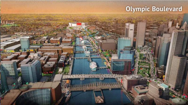 Governor Impatient With Boston 2024 Plans