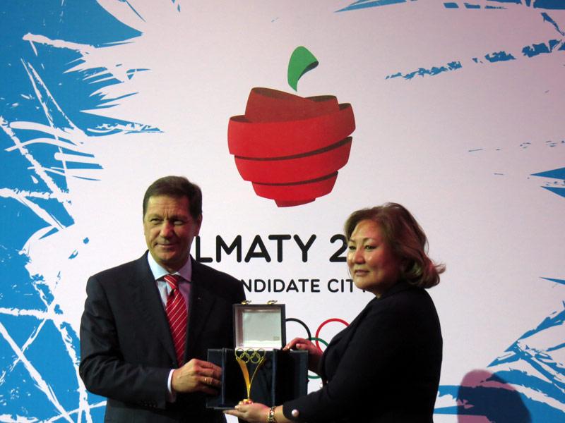 "IOC Says Almaty 2022 is ""Capable""; Agenda 2020 Impacts Evaluation"
