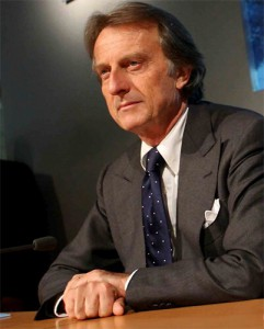 Luca Cordero Di Montezemolo will lead Rome's bid for the 2024 Olympics