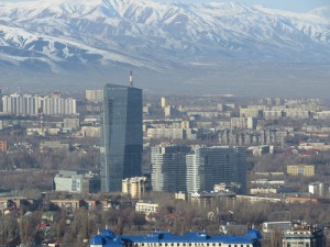 The IOC Evaluation Commission has been meeting behind closed doors at Almaty's Ritz Carlton Hotel (GamesBids Photo)