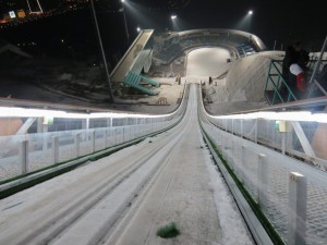 Proposed ceremonies venue - Central Stadium in Almaty (GamesBids Photo)