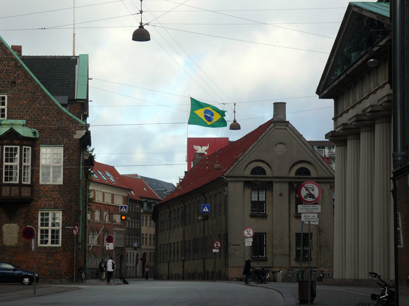 Official Rejects Idea of Copenhagen Olympic Bid