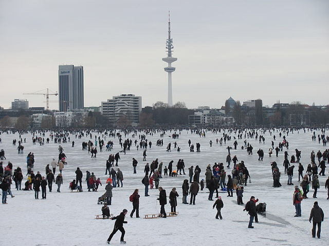 Hamburg Selected To Take On Boston, Rome For 2024 Olympic Games