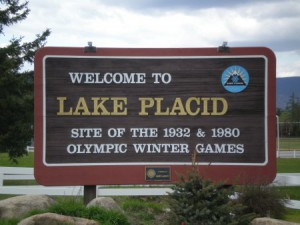 Lake Placid hosted the Olympic Winter Games in 1932 and 1980