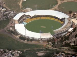 Motera Cricket Stadium in Ahmadabad (Wikipedia Photo)