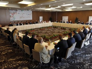 57 members of the media attend Budapest 2024 media summit to help develop positive social dialog around bid (MOB Photo)