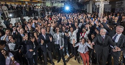 Paris 2024 Launches Bid Among 120 Franch Olympians (Paris 2024 Twitter Image)