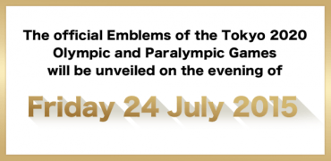 Tokyo 2020 Set To Reveal Olympic and Paralympic Emblems Next Week
