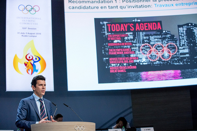 IOC Confirms Receipt of Five 2024 Olympic Bids; Releases Key Documents