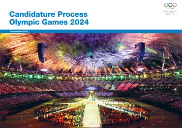 2024 Olympic Bid Cities Attend IOC Workshop in Madrid