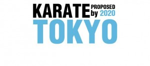 Karate has been recommended for inclusion in 2020 Olympic Games