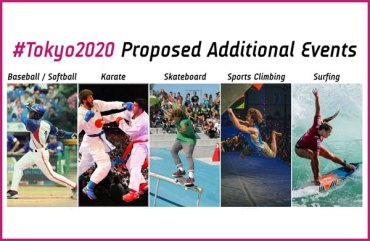Top Olympic Bid Stories of 2015: #9 – Five Sports Recommended For Inclusion At Tokyo 2020