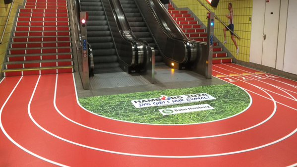 Proponents for Hamburg 2024 have been campaigning heavily for a yes-vote