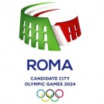 Rome 2024 Olympic Bid Logo