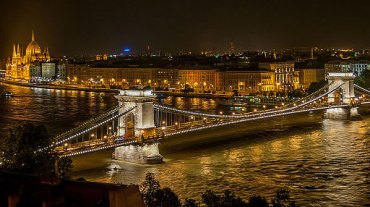 "Budapest 2024 Chairman Sees Olympics As Catalyst To City's ""Rebirth"""
