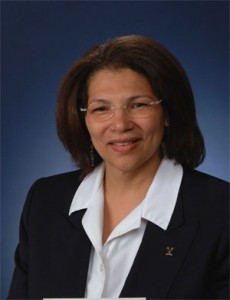 IOC Executive Board Member Anita DeFrantz