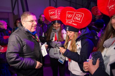 Bid Books, Logos, Websites and Youth Olympics Highlight Busy Week Ahead