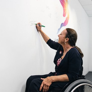 LA 2024 Appoints Nine-Time Paralympian Vice Chair Of Bid