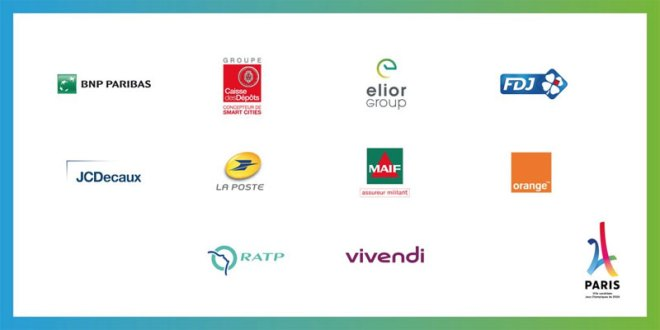 Paris 2024 has secured 10 Partner Sponsors