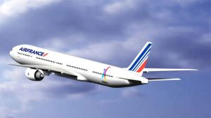 Air France is an Official Supplier to Paris 2024