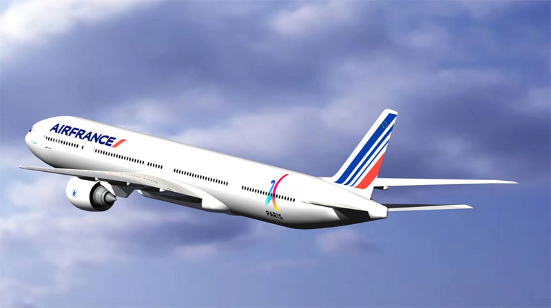 Paris 2024 Olympic Bid Boards Air France With Official Supplier Agreement