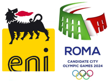 Eni Signs On As Partner Of Rome 2024
