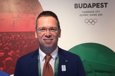 "Exclusive: 2024 Olympic Bid Chair Urges Doubters To ""Get To Know Budapest"""