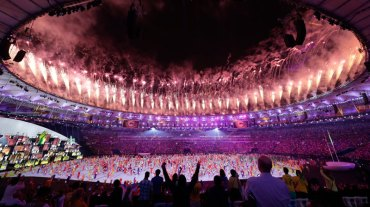 Rio 2016 Olympic Games Make History, The First To Open In South America