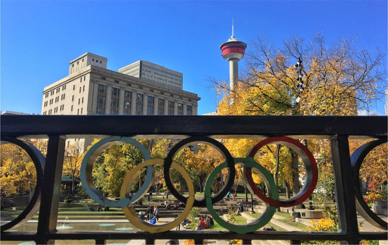 "IOC Vice President Says A Calgary 2026 Winter Olympics Will Be At ""No Cost"""