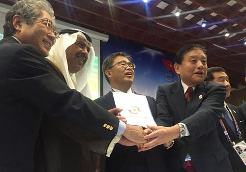 Nagoya, Japan To Host 2026 Asian Games