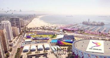 LA 2024 Olympic Bid Adjusts Venue Plan Ahead of Next Bid Book Deadline