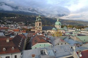 Innsbruck hosted the Olympic Winter Games in 1964 and 1976 and the Youth Olympic Winter Games in 2012