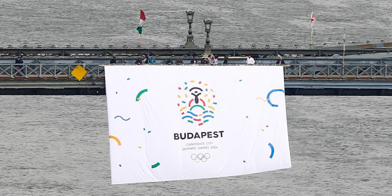 Budapest To End Bid For 2024 Olympics