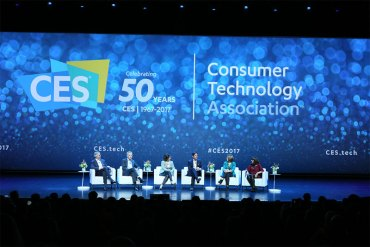 Paris 2024 Olympic Bid Gets French Tech Backing at Las Vegas CES
